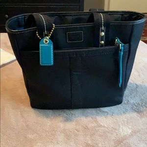 Gently used Coach Tote